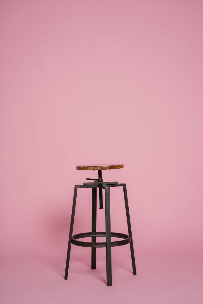 Marketing er en stol med fire ben